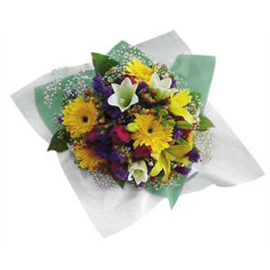 Mixed Cut Flowers in multi colours